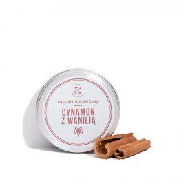 CZTERY SZPAKI Mus do Ciała Cynamon z Wanilią
