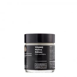 MANUFAKTURA NATURA Krem Young Malina Aloes 60 ml