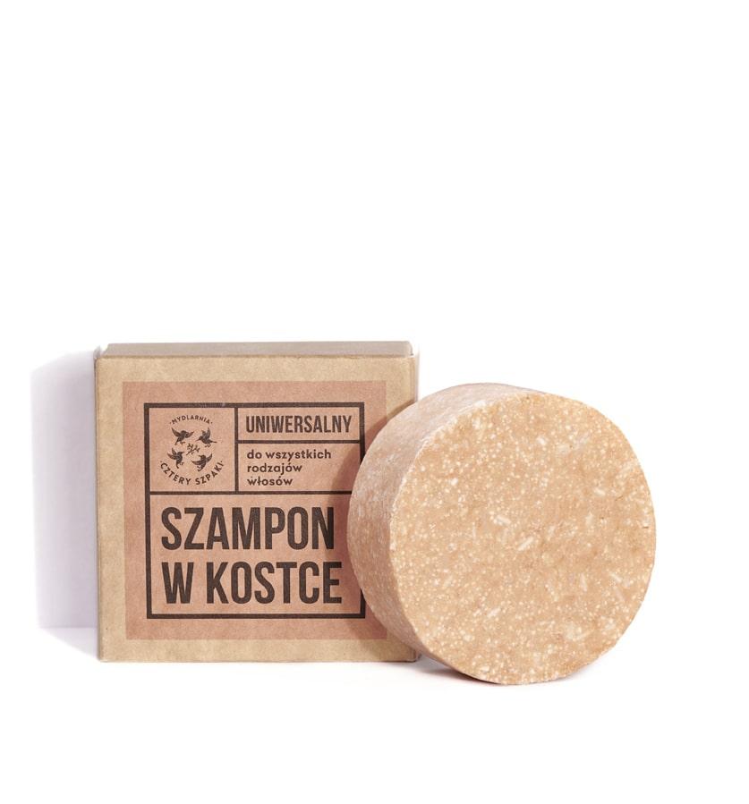 Uniwersalny szampon Szpaki