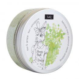 LAQ Peeling Myjący - Kiwi i Winogrona
