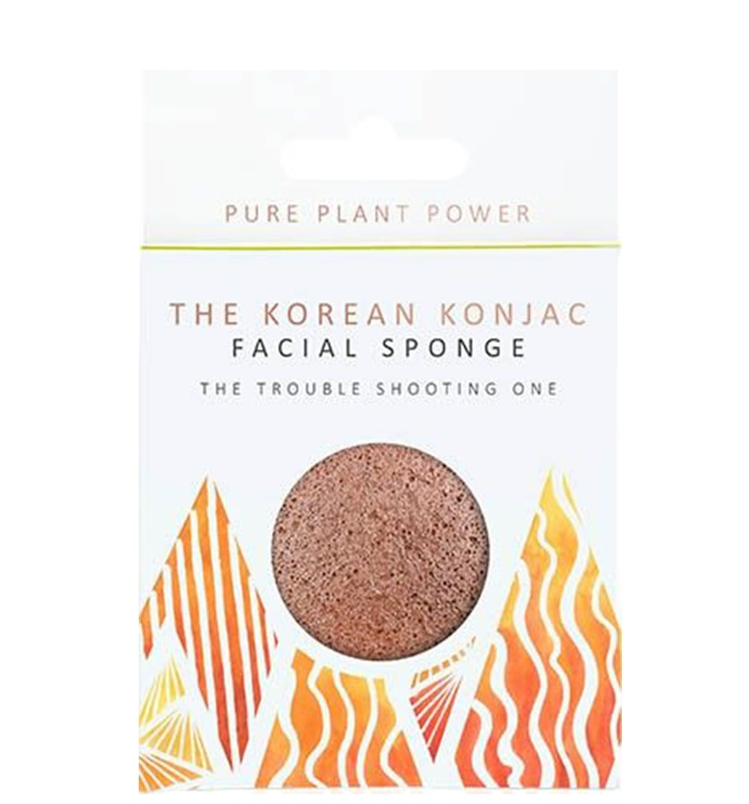THE KONJAC SPONGE COMPANY Gąbka Ogień