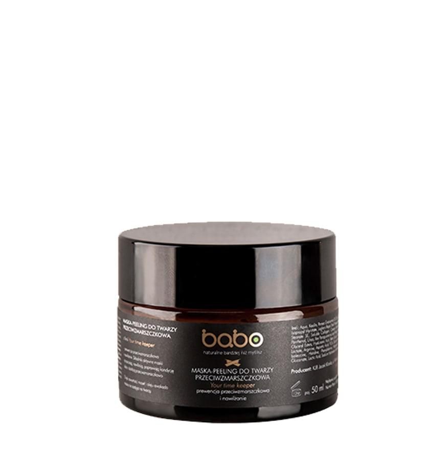BABO Maska-Peeling do Twarzy