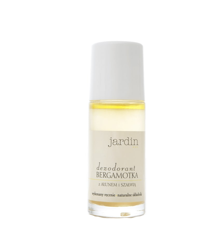 JARDIN Dezodorant Bergamotka