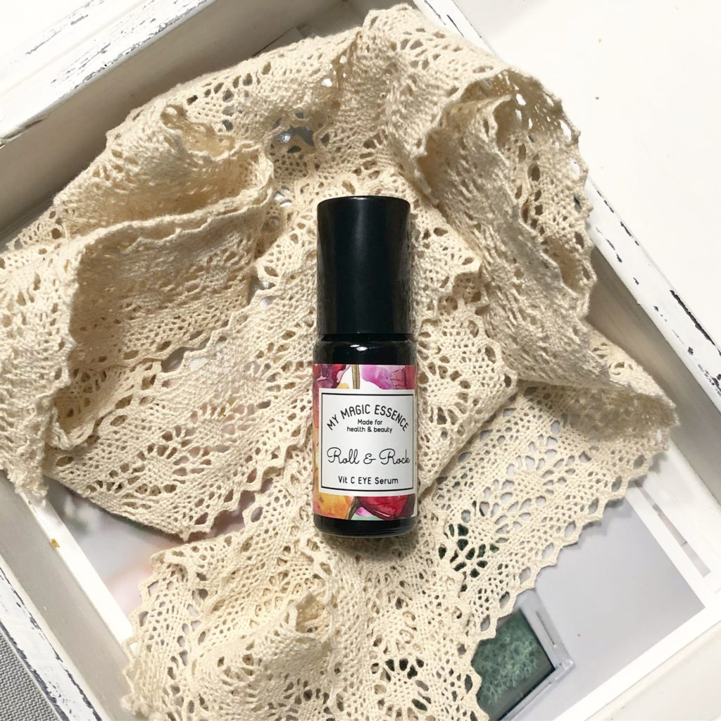 MY MAGIC ESSENCE Roll& Rock Serum pod Oczy