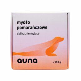 AUNA Mydło Pomarańczowe