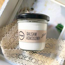 KASIA MANDARYNKA Balsam Kokosowy