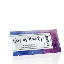 ANWEN Mini Sleeping Beauty Maska Średnioporowate