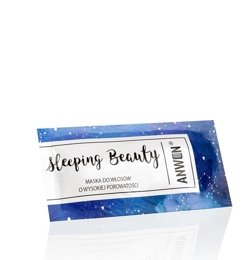 ANWEN Mini Sleeping Beauty Maska Wysokoporowate