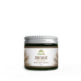 HEMP KING Maść CBD Salve 1%