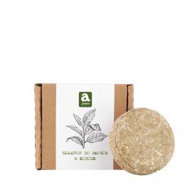 AJEDEN Szampon w Kostce Zielona Herbata