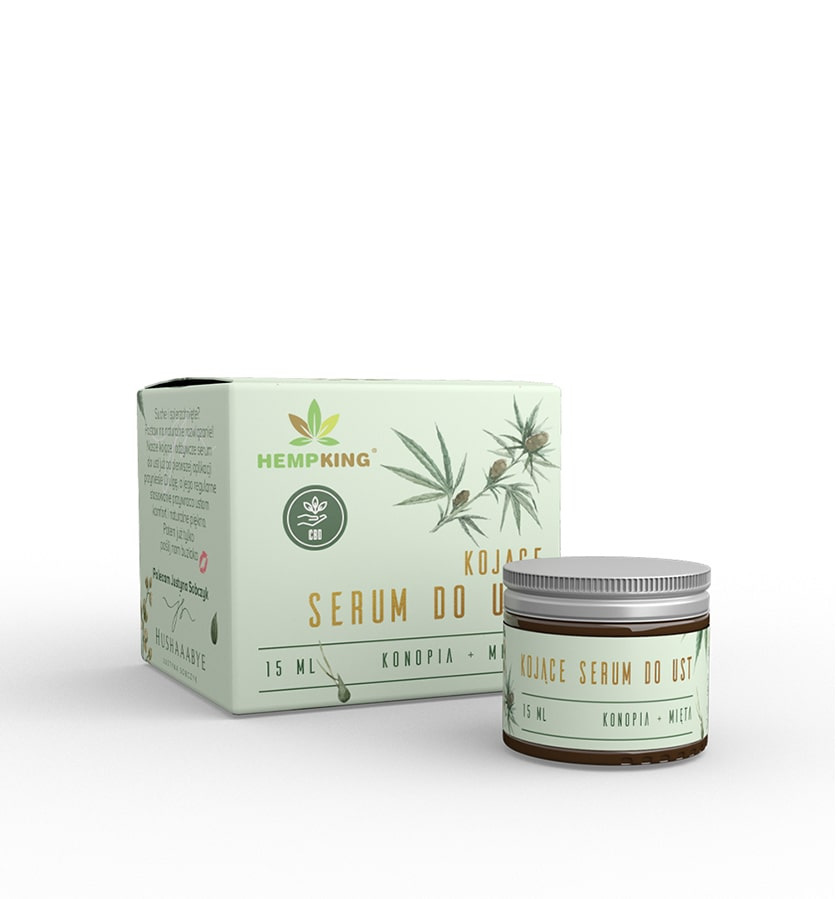 HEMP KING Serum do Ust
