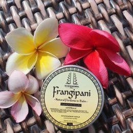 KESADARAN INDRA Perfumy Frangipani