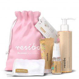 RESIBO Zestaw Clean Skin Bag