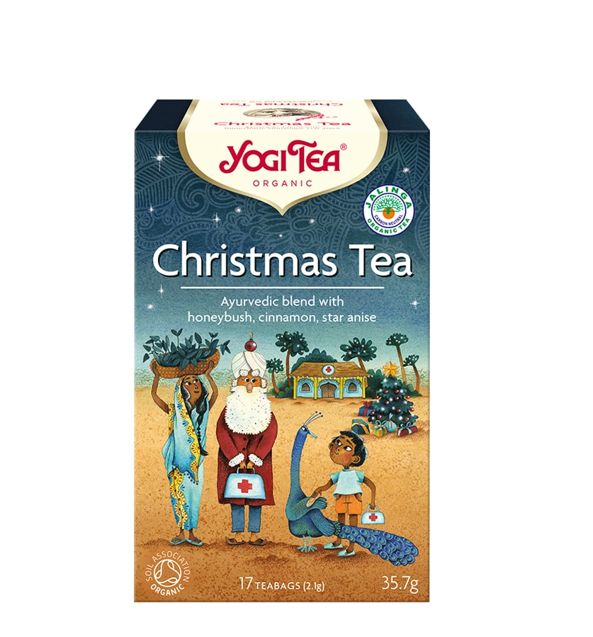Yogi Christmas Tea