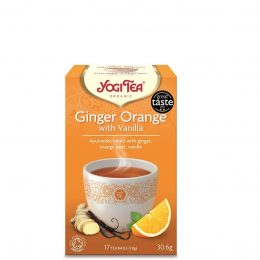 Yogi Ginger Orange