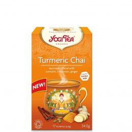 Yogi Tumeric Chai