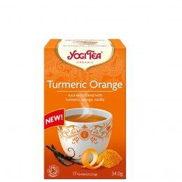 Yogi Tumeric Orange