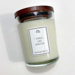 SISI Świeca Smell Like Winter