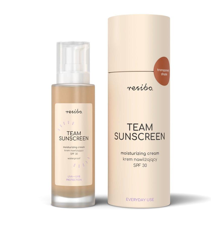 RESIBO Team Sunscreen