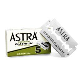 Żyletki Astra Platinum