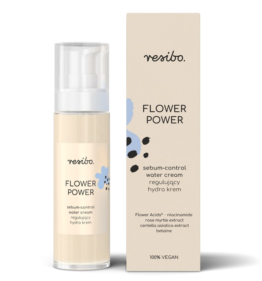 RESIBO Krem Flower Power