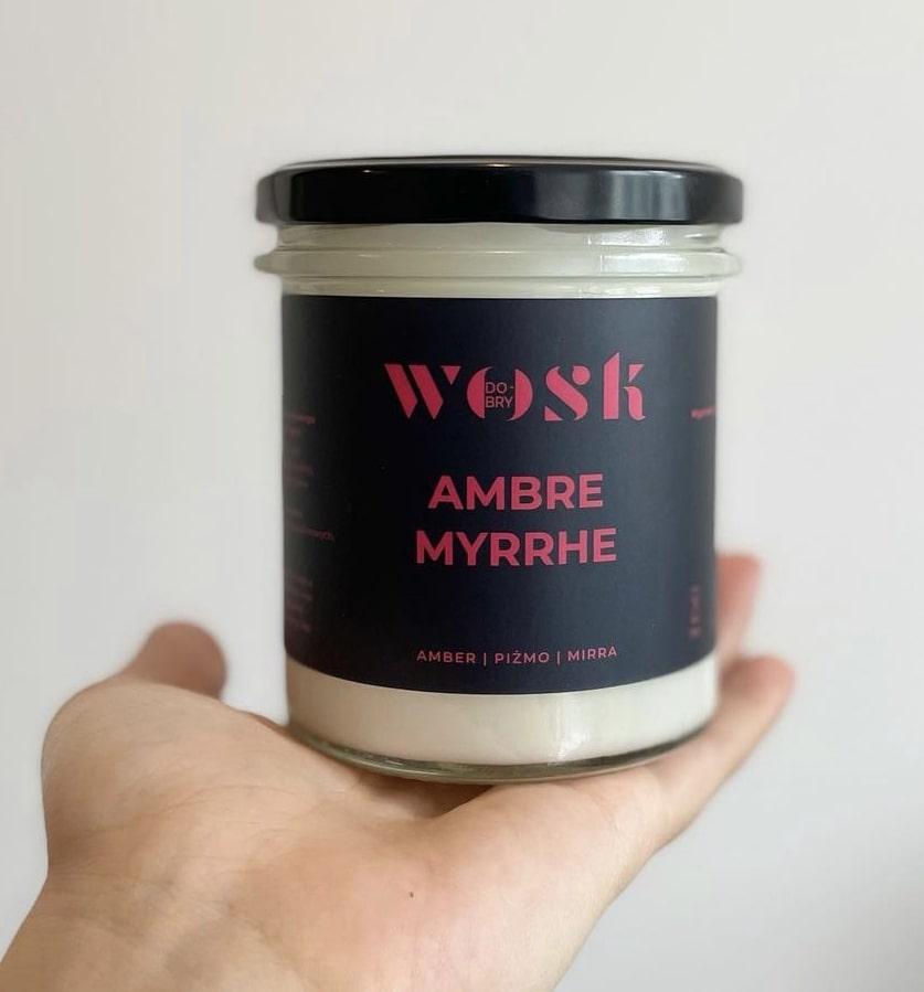 Amber Myrrhe
