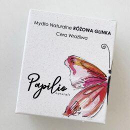 Papilio Mydło Różowa Glinka