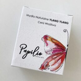 Papilio Mydło Różowa Ylang Ylang